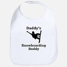 Daddys Snowboarding Buddy Bib