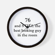 76 still best looking 1C Wall Clock