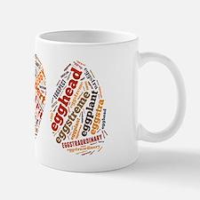 Egg Word Puns Mug