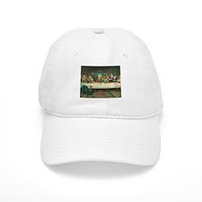 The Last Supper Baseball Cap