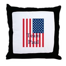 Unique Ron paul 08 Throw Pillow