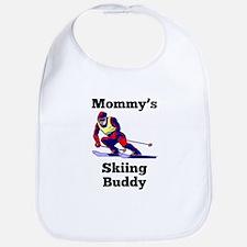 Mommys Skiing Buddy Bib