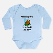 Grandpas Football Buddy Body Suit