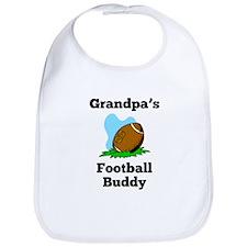 Grandpas Football Buddy Bib
