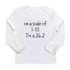 im a 26.2 Long Sleeve T-Shirt
