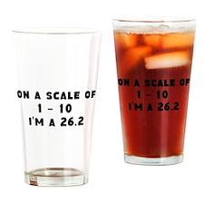 Im a 26.2 Drinking Glass