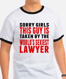 Taken By The Worlds Sexiest Lawyer T-Shirt
