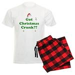 Got Christmas Crunk Pajamas