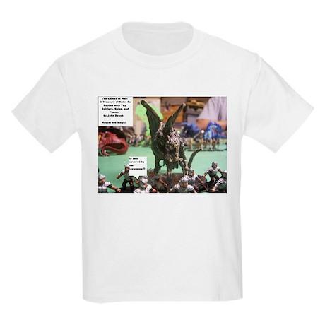 The Games of War 1 Kids Light T-Shirt