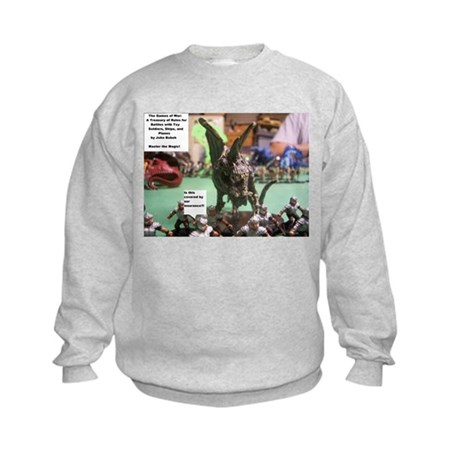 The Games of War 1 Kids Sweatshirt
