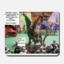 The Games of War 1 Mousepad