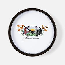poppylogo1.gif Wall Clock