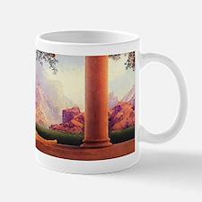 Maxfield Parrish, Daybreak Mugs