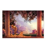 Maxfield Parrish, Daybrea Postcards (Package of 8)