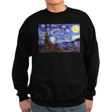 Starry Night Van Gogh Sweatshirt