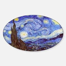 Starry Night Van Gogh Decal