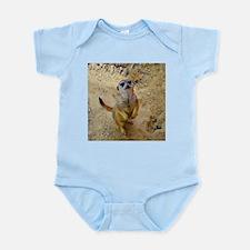 lovely meerkat 515P Body Suit