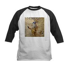 lovely meerkat 515P Baseball Jersey