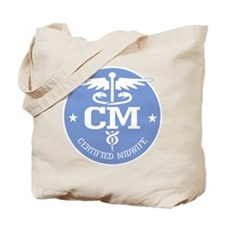 Certified Midwife Tote Bag