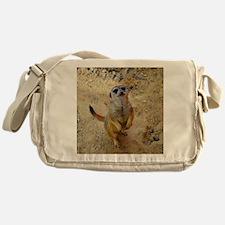 lovely meerkat 515P Messenger Bag