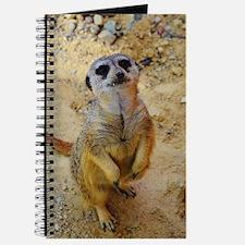 lovely meerkat 515P Journal