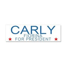 Carly For President Car Magnet 10 X 3
