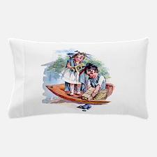 Maud Humphrey - Boston Tea Party Pillow Case