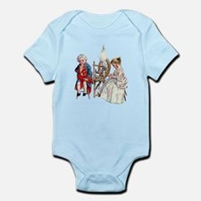 Maud Humphrey - George and Martha Infant Bodysuit