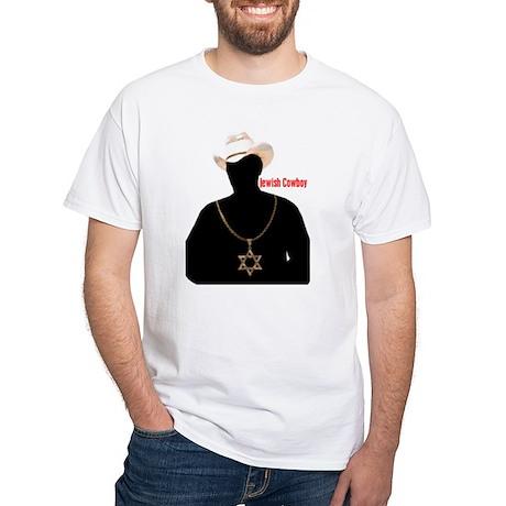 Jewish Cowboy T-shirt