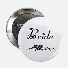 """Classic Bride 2.25"""" Button"""