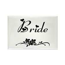 Classic Bride Rectangle Magnet