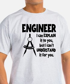 ENGINEER COMPASS T-Shirt