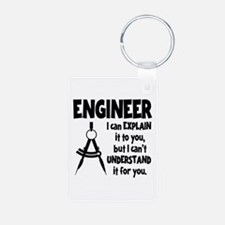 ENGINEER (both sides) Keychains