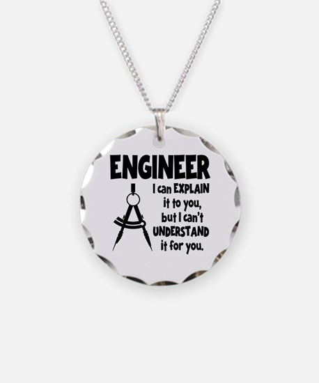 ENGINEER COMPASS Necklace