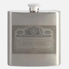 REO Motor Car 1916 Flask