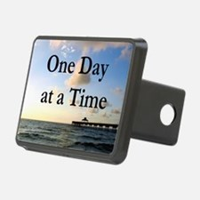 ONE DAY AT A TIME Hitch Cover