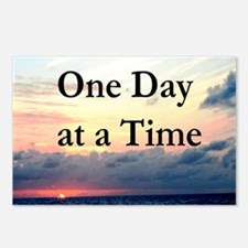 ONE DAY AT A TIME Postcards (Package of 8)