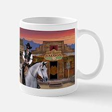 Wild West Gambler Mugs