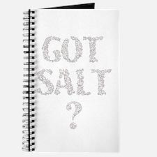 Got Salt? Journal