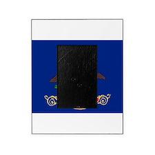 North Dakota State Flag Picture Frame