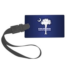 Columbia SC Luggage Tag