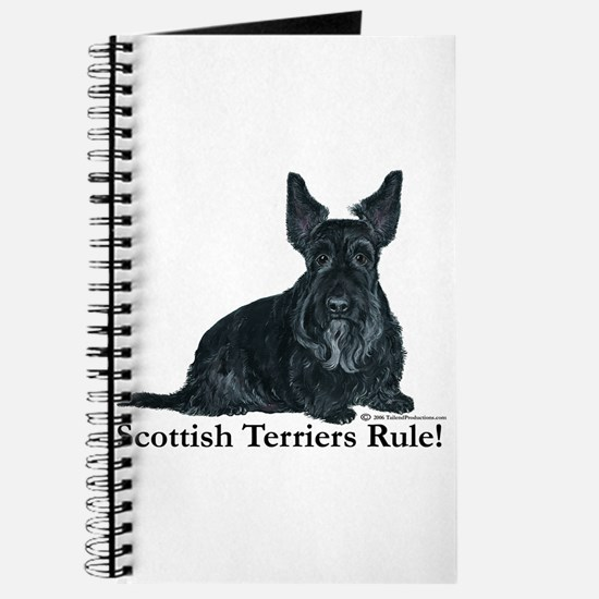 Scottish Terriers Rule! Journal