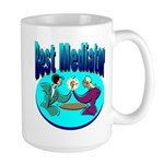Best Mediator Large Mug