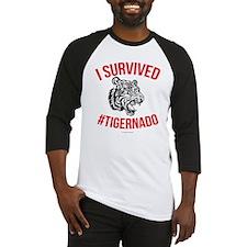 I Survived #Tigernado Baseball Jersey