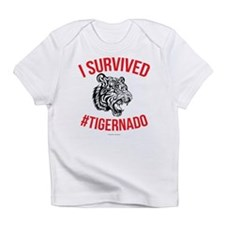 I Survived #Tigernado Infant T-Shirt