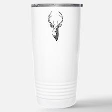 Deer Stainless Steel Travel Mug