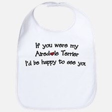 If You Were my Airedale Bib