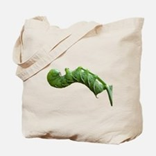 Really Gross Hornworm Tote Bag