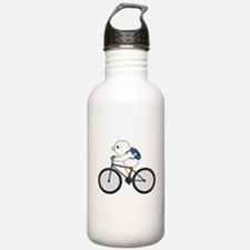 biker Water Bottle