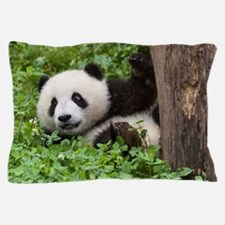 Panda Tumble Pillow Case